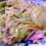 香蘭 - 皿うどん