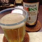 シャミアナ - インドビール「Indian BOSS」