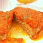 29606284 - 肉汁がジュワ~♪ふんわふわのハンバーグ♪