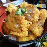 天ぷら和食 さくや - おおあさりがどっさり