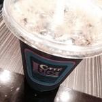 Caffe Luca - アイスコーヒー210円
