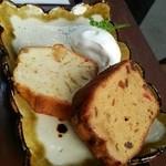 ギャラリーZen - パウンドケーキ2種
