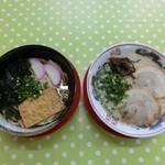 阿蘇坊家 - 五島うどんと博多ラーメンです