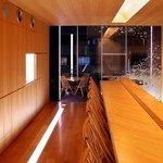 和雅家 - カウンター席は、店主との会話が楽しめるよう、距離を感じさせない設計となっております。