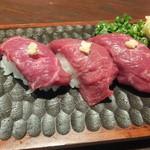 29612327 - 馬刺しのお寿司