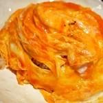 らーめん 極 - チャーシューライス定食(チャーシューライス:通称チャーライ)