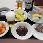 グランドホテル愛寿 - 料理写真:夕食バイキング