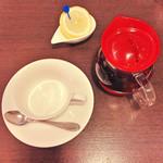 UCC CAFE PLAZA - レモンティー¥450