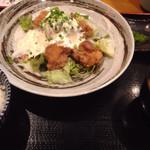 ゆりかご - チキン南蛮 ¥850
