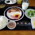レストラン チロル - 朝食