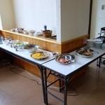 レストラン チロル - 朝食バイキング