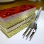 レストラン チロル - デザート