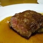 レストラン チロル - ステーキ