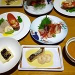 レストラン チロル - 宿泊時の夕食