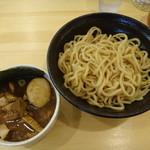 蓮 - 特製つけ麺(中盛り)