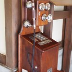 北山 - レトロ調公衆電話