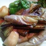 ステーキてっぺい - 野菜焼きもおすすめ