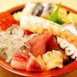 つばさ寿司本店 - 上ちらし寿司