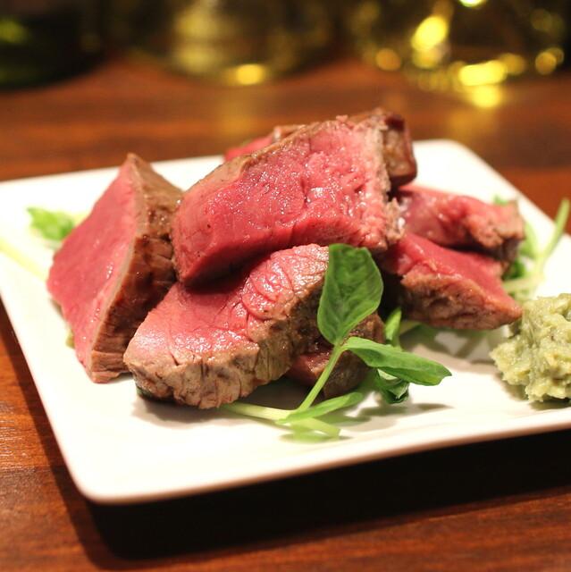 肉山 - 馬のヒレ肉 (2014/08)