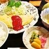 奈香屋 - 料理写真:(2014.8.9再訪)えびオムレツ定食800円