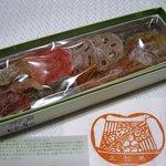 桃林堂 陌草園 - 五智菓 1,260円