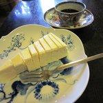 ザ・ミュンヒ - シャーベット風・チーズケーキ 800円