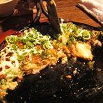 京の町 - 豆腐のお好み風