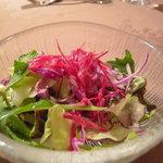 サザンクロス&アモーレ - サラダ。