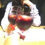 29630060 - 赤ワインをロックで!2014/8月
