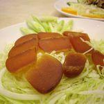 明福台菜海產 - 料理写真:カラスミ
