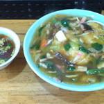 力亭 - 中華丼 ¥920