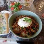 スパイス - 料理写真:ガパオランチセット
