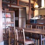 和蔵珈琲店 - 和蔵珈琲店 テーブル席