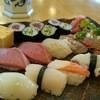 浜蝶 - 料理写真:寿司ランチ1.5人前 1000円