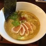 麺ゃ しき - 支那そば(780円)
