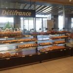 Delifrance - ゆったりとした店内のパン屋さん