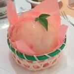ジャンルプラン - 白桃菓