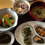 食楽工房 キッチン・ふぁーむ - 野菜のおかずプレートランチ