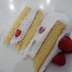 29635357 - スーパー苺ショートケーキ