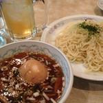 栄龍 - 柚子つけ麺