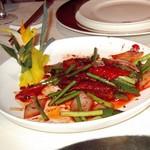 俏江南 - 料理写真:四川風回鍋肉
