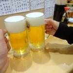 ゑびす - ビール