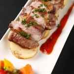 バルマル - イベリコ豚最上級ランク「ベジョータ」の鉄板焼き