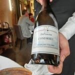 Flocons de Sel - 本日のワインはこちらで