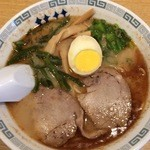 桂花ラーメン - 桂花拉麺  730円