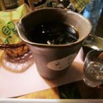 コパ デ カフェ - 手びねり風の器が素敵