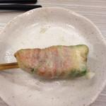港鶴 - ピーマンチーズ!はずせません!