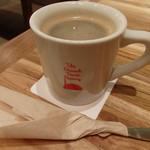 ザ・フレンチトーストファクトリー - ホットコーヒーをセットで