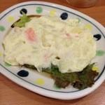 焼鳥日高 - ポテトサラダ(200)