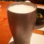 京ばし松輪 - 生ビール